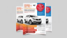KIA Competition Flyer