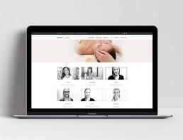 Activeskin Salon Website Design Team