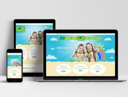 Website Design Bathurst Child Care Home