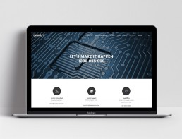 Website Design Commulynx Contact