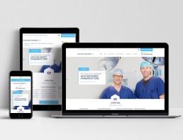 Website Design Dr Stuart Kennedy Home